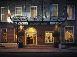 Buswells Hotel, Hotel in Dublin