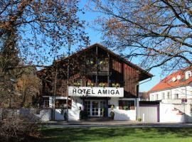 Amiga, Hotel in der Nähe von: Messe München, München