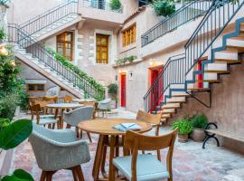 Hotel Off, hotel in Chania Town