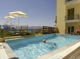 Mare Hotel Apartments, apartment in Agios Nikolaos