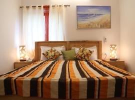 Baywalk Goa, family hotel in Morjim