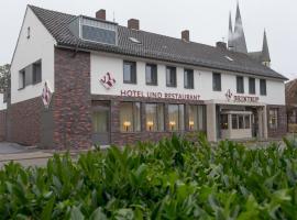 Hotel Restaurant Brintrup, отель в Мюнстере