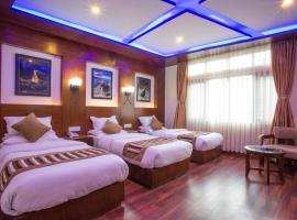 Aryatara Kathmandu Hotel, отель в Катманду