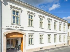 Adele Boutique Hotel, hotel in Pécs