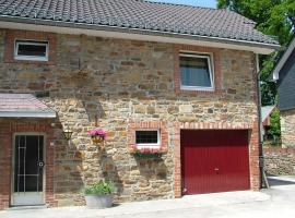The Cottage and The Loft, self catering accommodation in Amblève