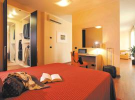 Hotel Residence Zodiaco, hotell i Modena