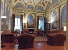 Hotel Palazzo Bocci, hotell i Spello