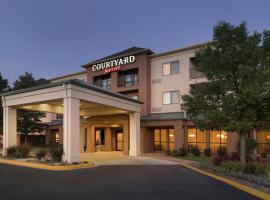 Courtyard by Marriott Peoria, hotel in Peoria