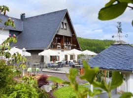 Wald Hotel Willingen, hotel near Ritzhagenbahn, Willingen