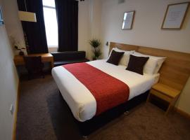 Pasha Hotel - 3* Boutique Hotel, hotel v oblasti Southwark, Londýn