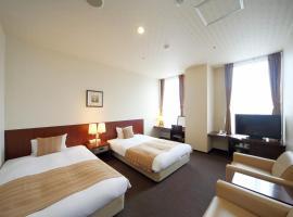 Asahikawa Toyo Hotel, hotel in Asahikawa