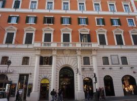 Hotel Miami, hotel in Repubblica, Rome