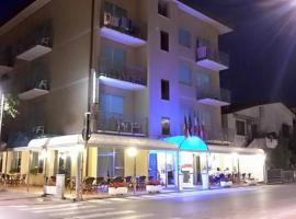 Hotel Fornaro, hôtel à Caorle