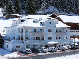Hotel Garni Vogt, hotel i Ischgl