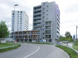 Hotel Swiss Bellevue, serviced apartment in Kreuzlingen