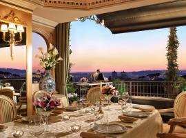 Hotel Splendide Royal - Small Luxury Hotels of the World, hotel near Villa Borghese, Rome