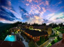 Aurora Resort & Spa, hotel in Berovo