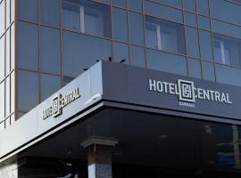 Отель Центральный Барнаул, отель в Барнауле