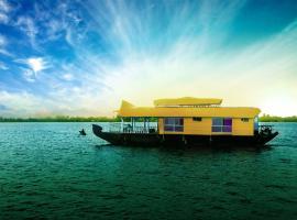Sreekrishna Houseboat C/o Sreekrishna ayurveda Panchakarma Centre, boat in Alleppey