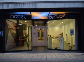 Zerupe Hotel, hotel in Zarautz
