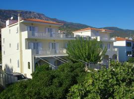 Hotel Filiopi, ξενοδοχείο στον Άγιο Κήρυκο