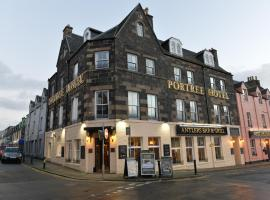 The Portree Hotel, hotel in Portree