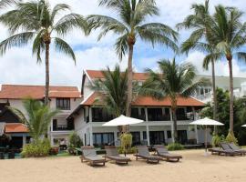 Baan Bophut Beach Hotel, hotelli kohteessa Bophut