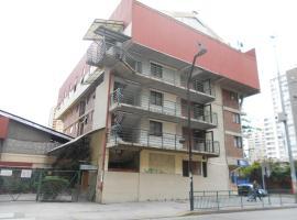 Aparthotel San Francisco, hotel en Santiago