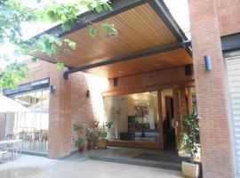 Andes Suites, apartment in Santiago