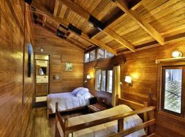 Tree House Ecolodge, lodge in Machu Picchu