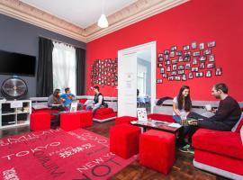 One World Hostel, hotel in Kraków