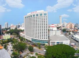 Hotel Royal Penang, hotel near Gurney Plaza, George Town