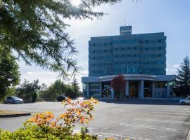 Hotel Areaone Hiroshima Wing, hotel in Higashihiroshima