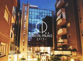 Cristal Palace Hotel, hotel ad Andria