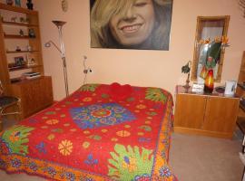 Xaviera's Bed and Breakfast, hôtel à Amsterdam