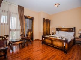 Wudasie Castle Hotel, hotel in Addis Ababa