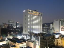 Solaria Nishitetsu Hotel Seoul Myeongdong, hotel u gradu Seul