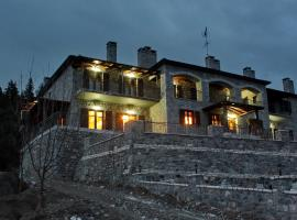 Thisoa Hotel, отель в городе Karkaloú