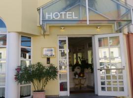 Hotel am Theater, hotel near Schwetzingen Palace, Schwetzingen
