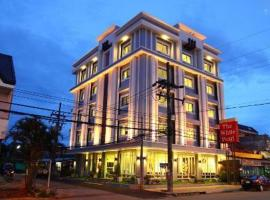 The White Pearl Hotel, hotel in Krabi town