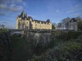 Chateau De Jalesnes, serviced apartment in Vernantes
