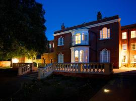 GreyFriars, boutique hotel in Colchester