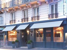 Best Western Premier Opéra Faubourg, hotel in Paris