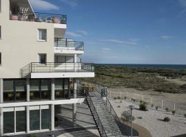 Domitys Les Dunes D'argent, serviced apartment in Saint-Cyprien