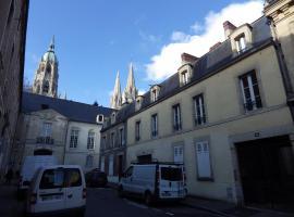 Apartment Centre Historique Bayeux, apartment in Bayeux