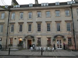 Parade Park Budget Hotel, hotel near Bath Assembly Rooms, Bath
