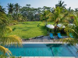 Ubud Sari Health Resort, hotel near Babi Guling Ibu Oka, Ubud