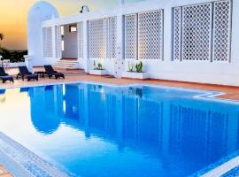 Hotel Slipway, отель в городе Дар-эс-Салам