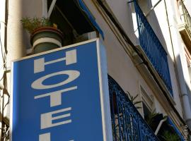 Hôtel Confort, hotel near Fonserannes Lock, Béziers