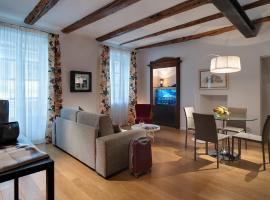 Piazza Vittorio Suites, appartement in Turijn
